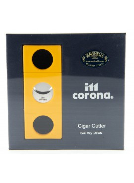 Savinesi - CigarCutter Yellow