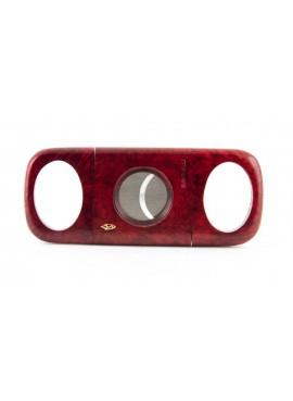 Savinesi - Cigar Cutter Briar Red
