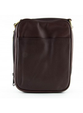 Lubinski- Leather Travelling Bag for pipes