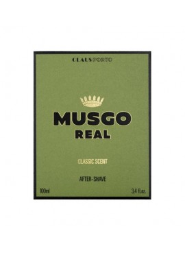 Musgo Real AFTER SHAVE