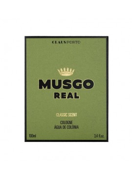 Musgo Real COLOGNE CLASSIC SCENT
