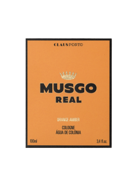 Musgo Real COLOGNE ORANGE AMBER