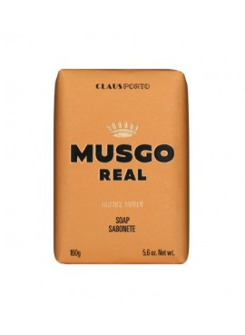 Musgo Real SOAP ORANGE AMBER
