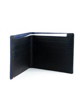 St Dupont Wallet Leather Black