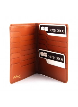 St Dupont Wallet Leather