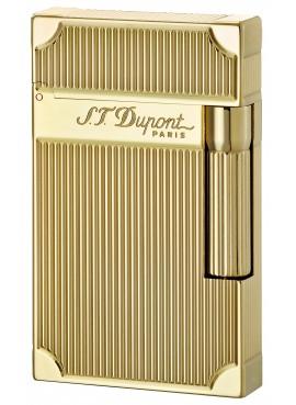 ST Dupont - Linea 2 Accendino Malletier Placcato Oro