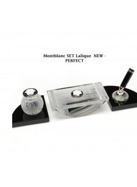 Montblanc - Lalique Set Limited edition