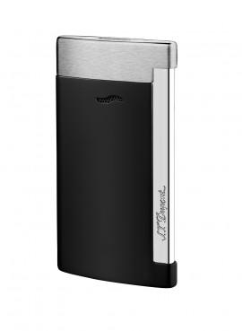 St Dupont Lighter Slim 7 Black Matte