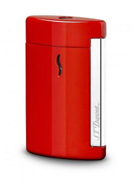 St Dupont Lighter Minijet Wild Red
