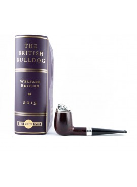 Pipe Dunhill  The British Bulldog 2015 Limited Edition