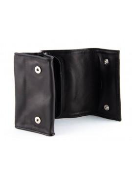 Castello Tobacco Pouch Leather Black