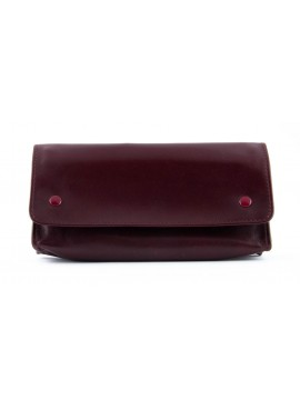 Lubinski Tobacco Pouch and Pipe Bordeaux