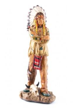 Statuette Western Indian A