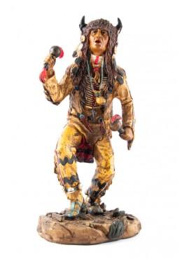 Statuette Western Indian C