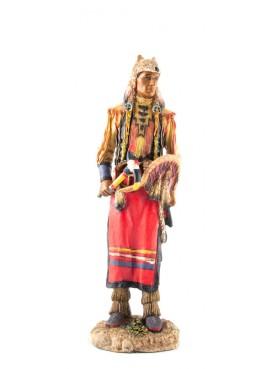 Statuette Western Indian D