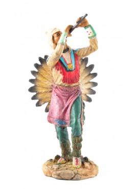 Statuette Western Indian F