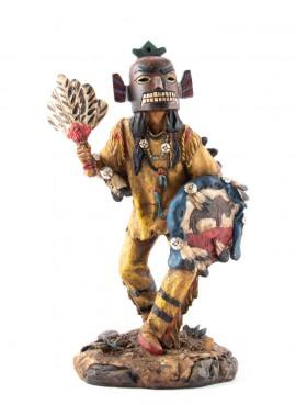 Statuette Western Indian H