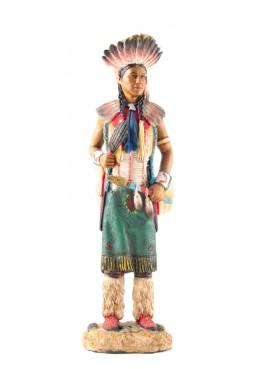 Statuette Western Indian L
