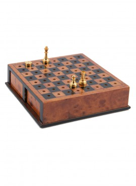 Chess Set in briar