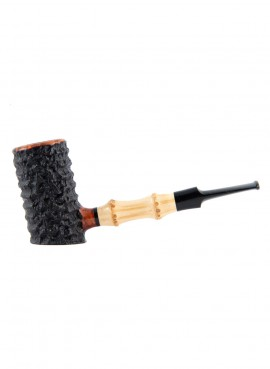Pipe Tom Eltang - The Poker Bamboo Black