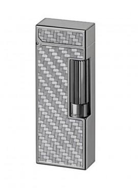 Dunhill Lighter Rollagas Texture Ruthenium