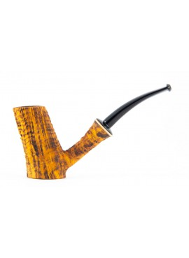 Pipe Il Duca B CherryWood Sandblasted