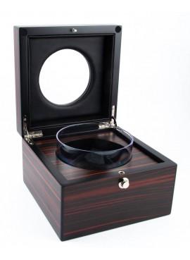 Lubinski  Jar For Tobacco Ebony