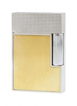 Ligheter ST Dupont - Linee Small 2 Brushed Gold C18601