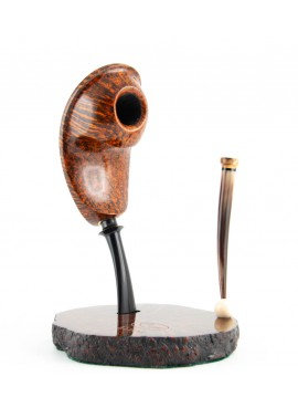 Pipe Tom Eltang Oliphant M with Tamper and Stand