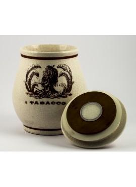 Savinelli- Jar for Tobacco Indian