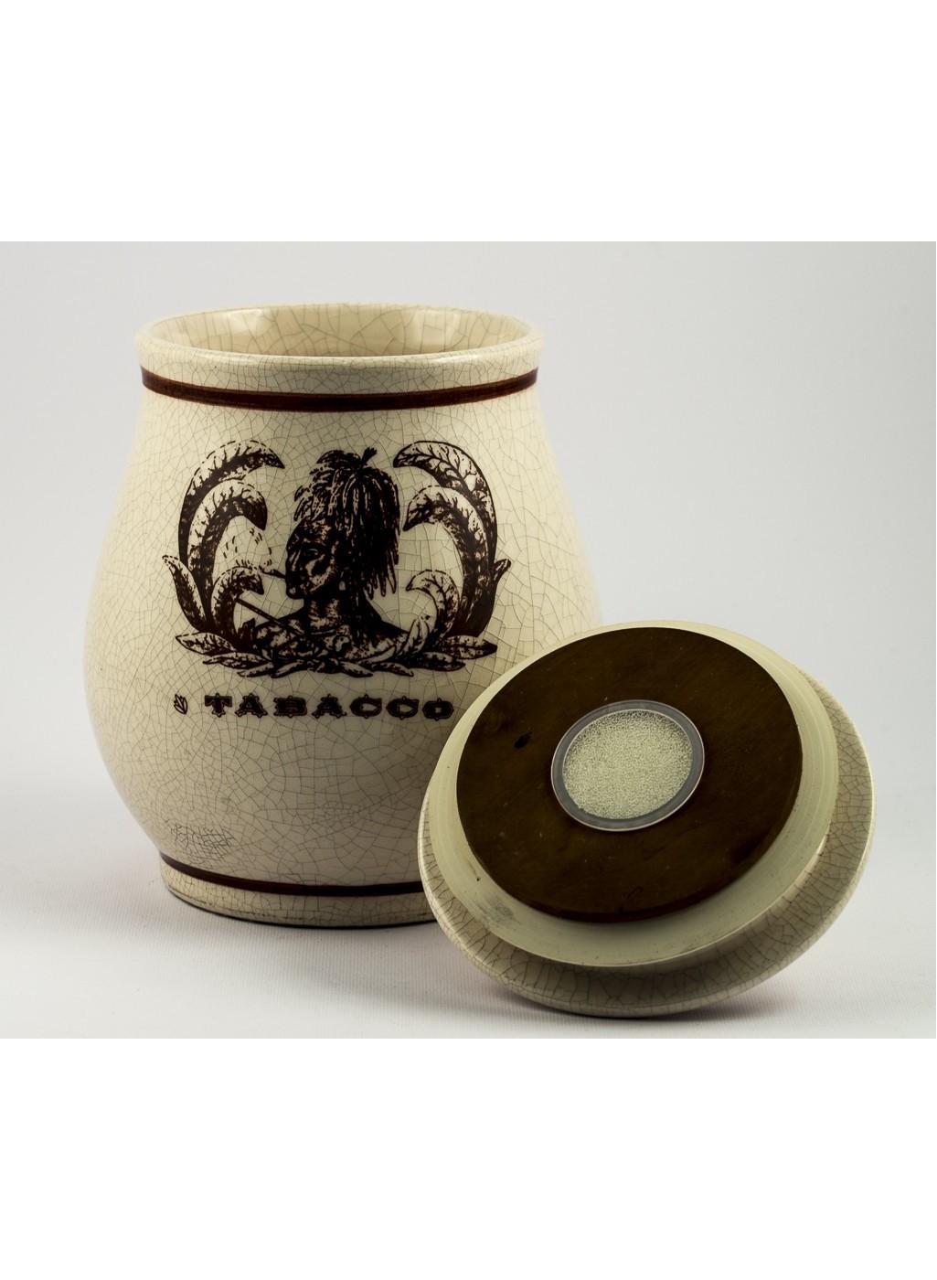 Savinelli vaso porta tabacco indian tabaccheria corti - Vaso porta tabacco ...