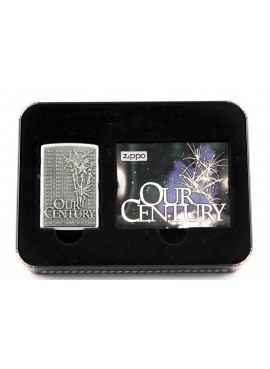 Lighter Zippo Our Century Limited Edition