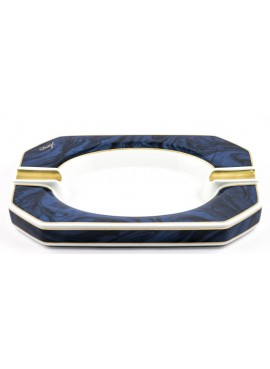 Davidoff - Portacenere Porcellana Blu