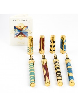 "St Dupont ""Les Elements"" 1995 Fountain Pen Limited Edition"