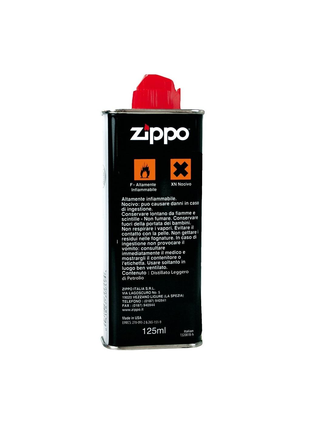 Zippo - Benzina Originale - Tabaccheria Corti Lecco - Online Shop
