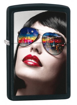 Zippo - Reflective Sunglasses