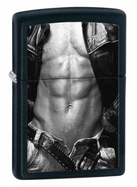 Muscle man Zippo Art28317