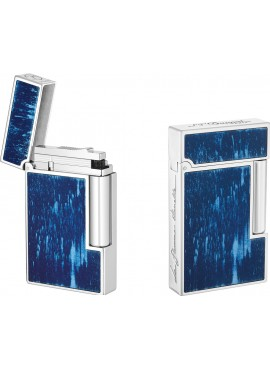 """ST Dupont -Limited Edition """"75 years Blue Lacquer"""" 2016"""