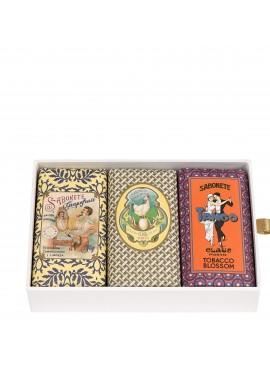 Claus Porto -Gift Box 3  soaps