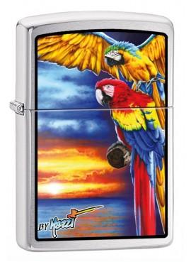 Lighter zippo Parrot Mazzi