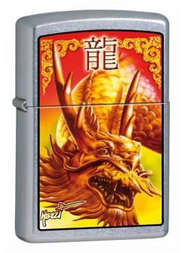 Lighter zippo Dragon Mazzi