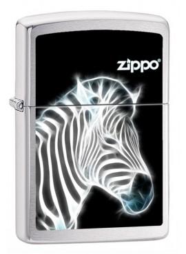 Zebra Zippo Art 11M028